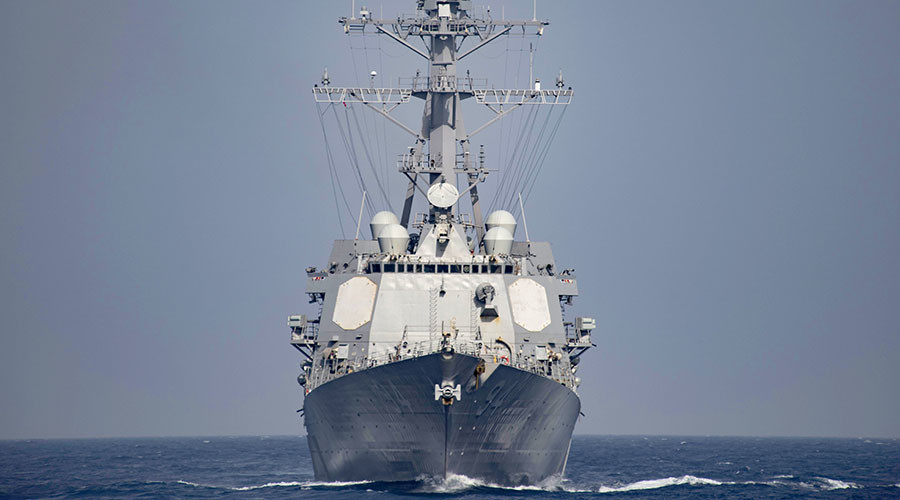 US-Iran naval encounter 'very dangerous'