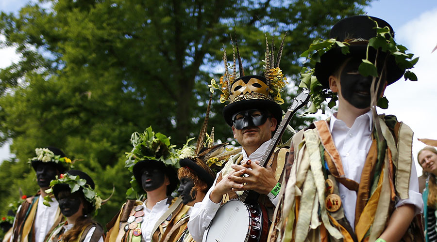 Ritual or racism? Folk festival bans Morris dancers from 'blacking up'