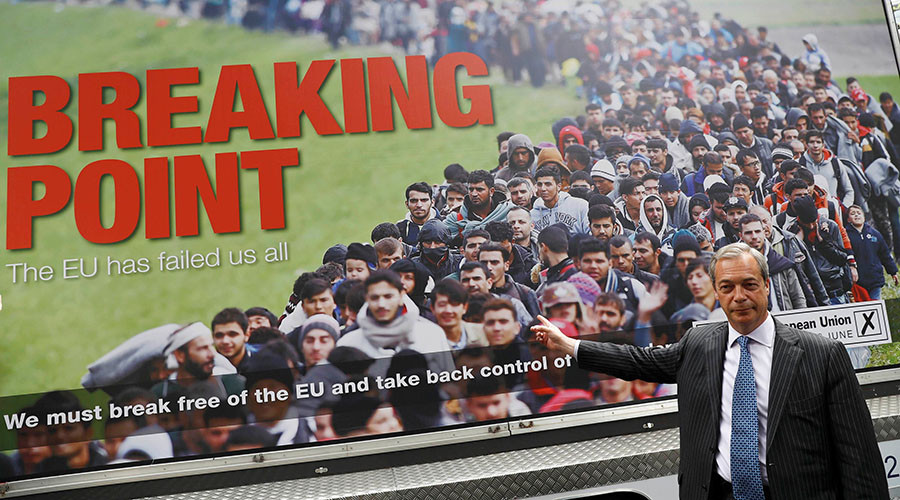 UN blames 'anti-immigrant rhetoric' of Brexit campaign for spike in hate crime