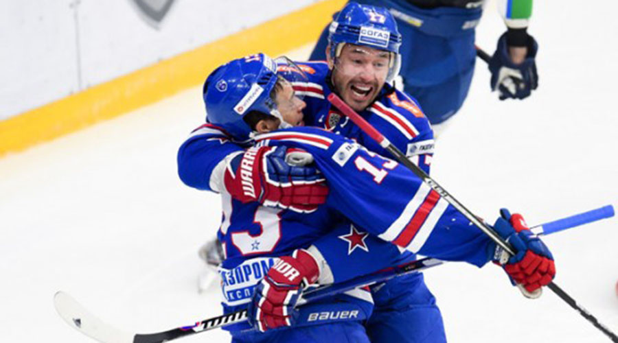 'Magic Man' Datsyuk wows fans in second KHL game (VIDEO)