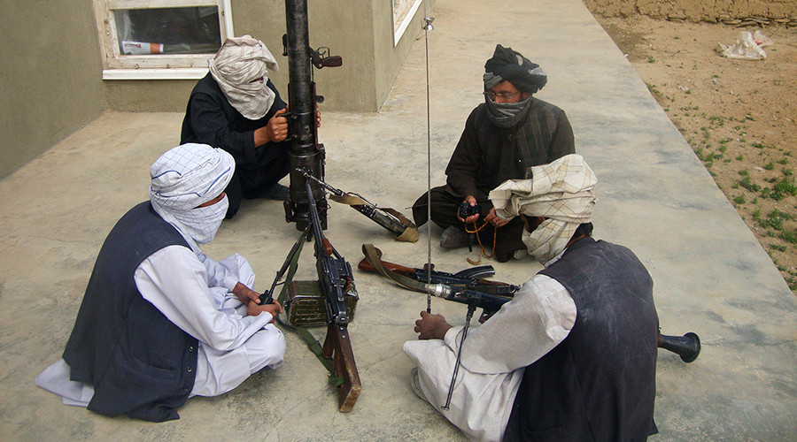 Taliban capture eastern Afghan district after overrunning govt. forces