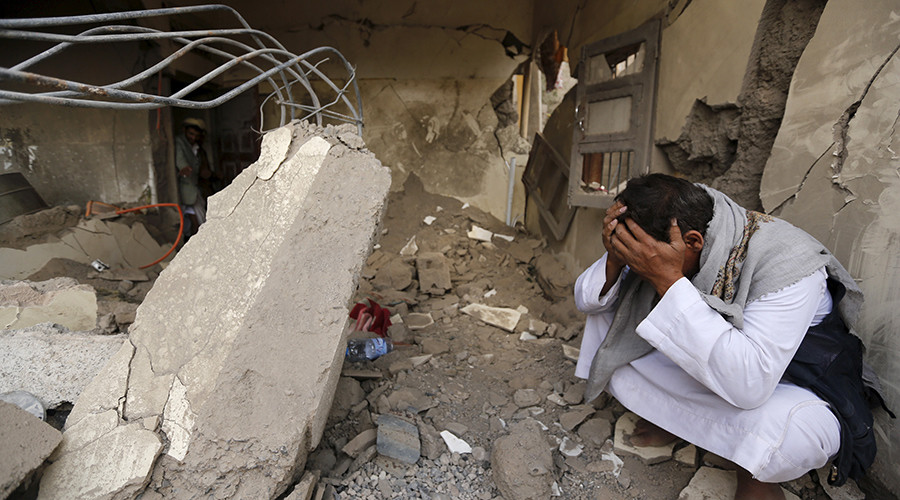 Red Cross donates morgues in Yemen amid mounting civilian death toll