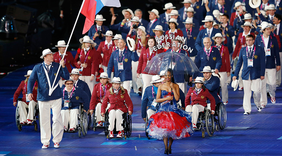 'Divorced from reality: IPC disables Russian Paralympic athletes from excelling in sport'