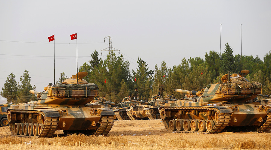 Сivilians reported killed as Turkey targets Kurdish positions in Syria