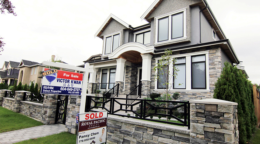 Canada facing massive mortgage crisis