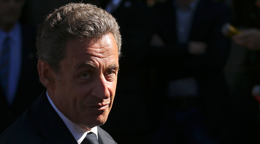 Nicolas Sarkozy, former head of the Les Republicans political party and former French President © Gonzalo Fuentes