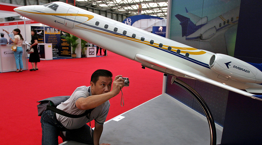 China's plan to build a world-class aircraft engine