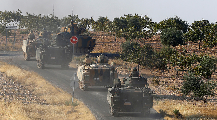 US slams Turkey over 'unacceptable clashes' with Syria opposition, says they aid ISIS