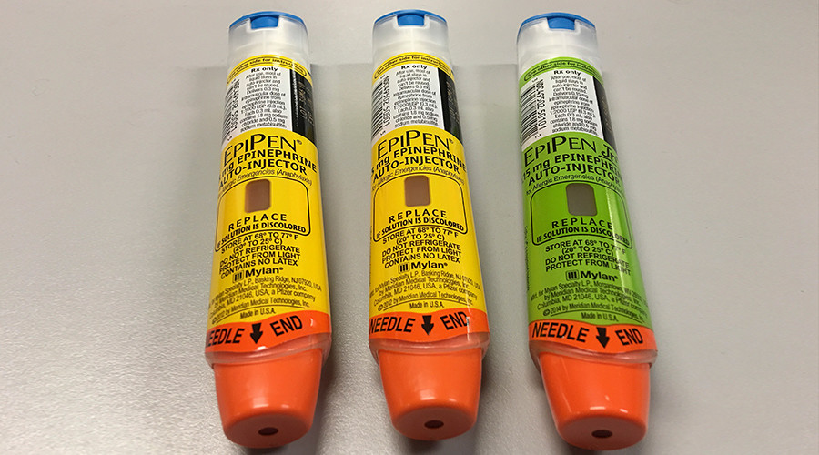 Mylan announces $300 generic EpiPen at 3x original price