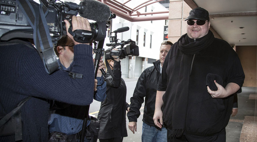 Kim Dotcom permitted to livestream extradition appeal on YouTube