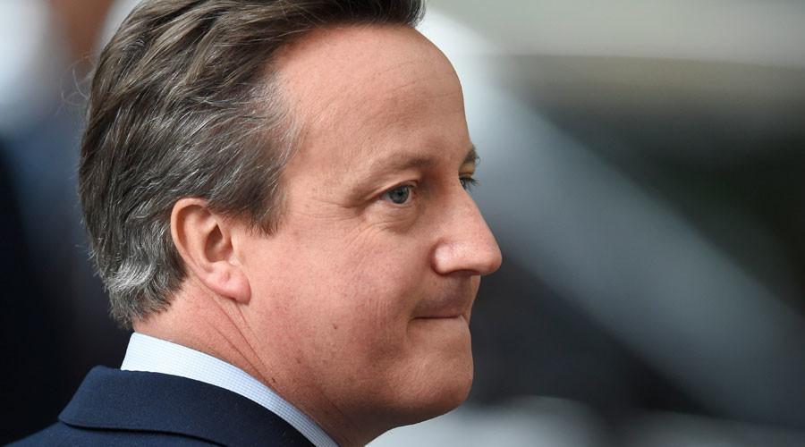 David Cameron © Toby Melville