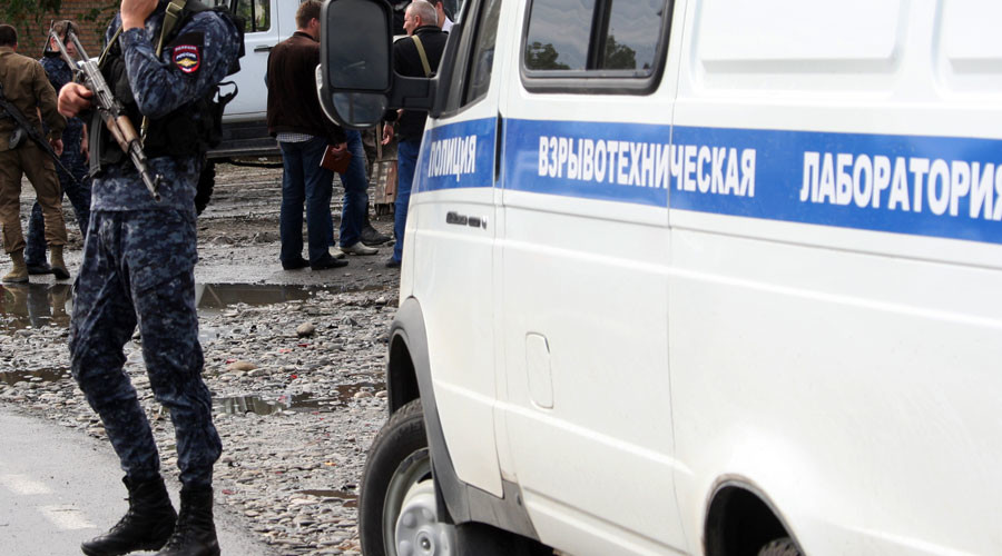 Plot to blow up mosque with 50kg TNT car bomb thwarted in southern Russia