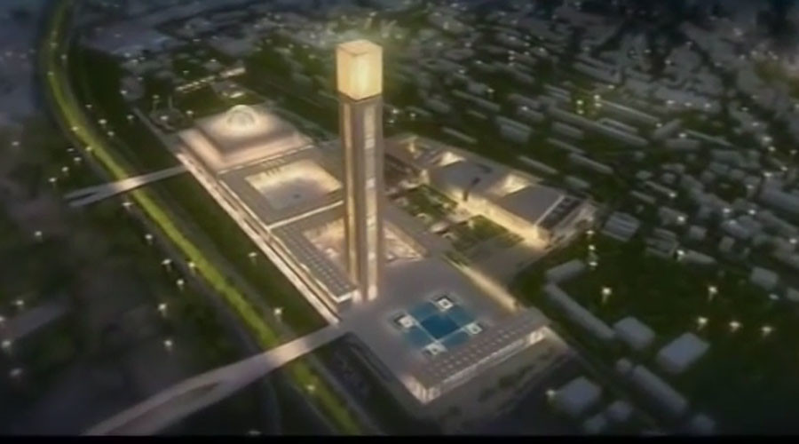 Billion dollar mosque: Algeria splurges on record-breaking house of worship (VIDEO)