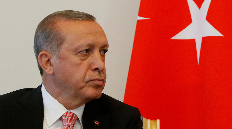 'Erdogan shift towards Islamist fundamentalists worries European liberals'