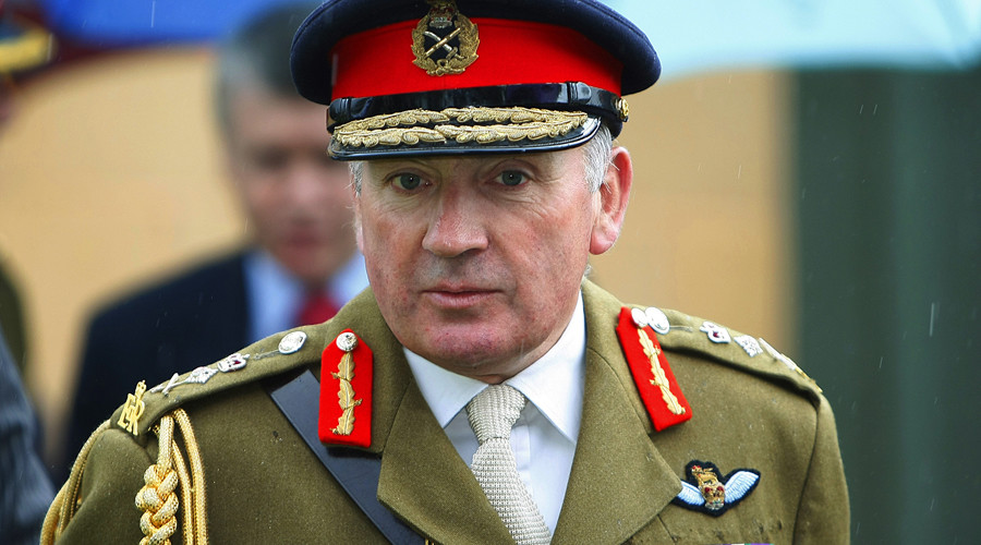 Top UK general admits he knew psychotic effects of malaria drug... but still let soldiers take it