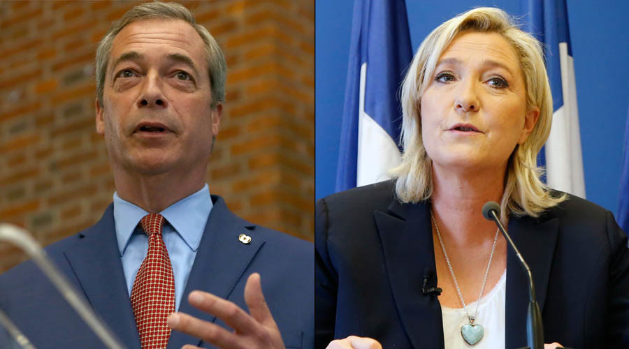 Farage, Le Pen 'forces of racism' must not hijack Brexit – Lib Dem leader