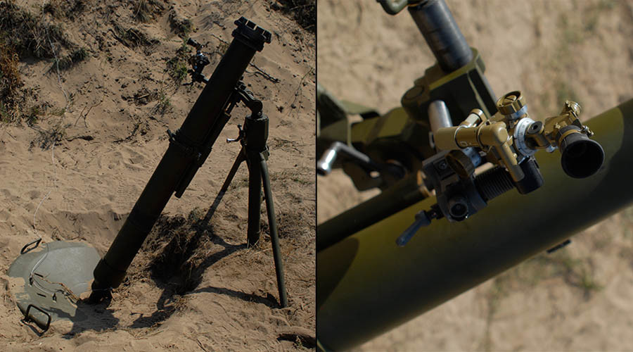 Ukrainian troops blast flaws in new 'Molot' mortars, manufacturer blames lack of training