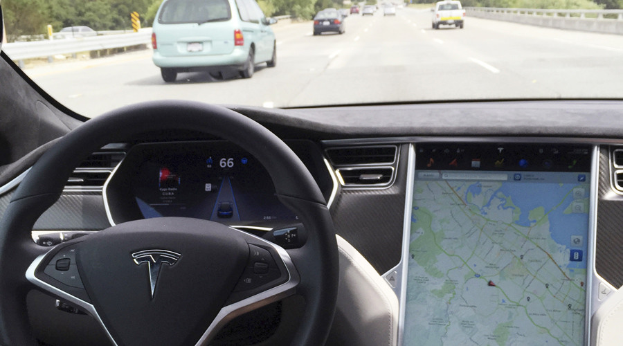 Elon Musk reveals 'major' update coming for Tesla's Autopilot