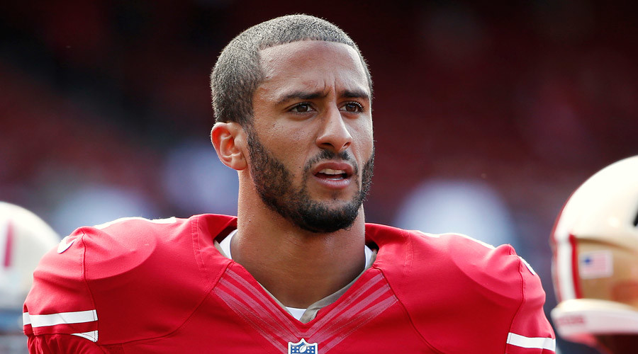 'I served for his right to protest': Veterans take over Twitter with support for NFL's Kaepernick