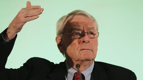 World Anti-Doping Agency's (WADA) former president, Dick Pound. © Michael Dalder