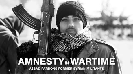 Amnesty in wartime