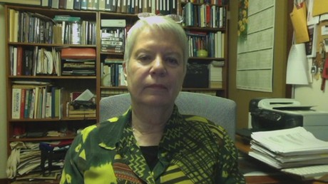 Jill Tarter - prominent astronomer and former Director of the Center for the Search of Extraterrestrial Intelligence