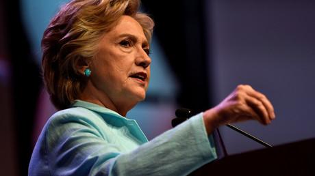 U.S. Democratic presidential candidate Hillary Clinton © James Lawler Duggan