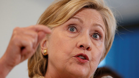U.S. Democratic presidential nominee Hillary Clinton. ©Chris Keane