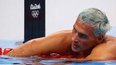 Story of US Olympic swimmers' robbery questioned by Brazil police