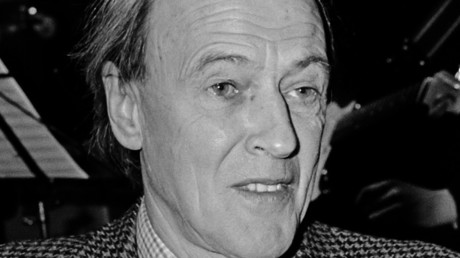 Roald Dahl © Wikipedia