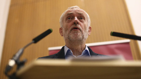 Britain's opposition Labour Party Leader Jeremy Corbyn © Neil Hall