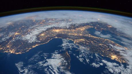 © Tim Peake / NASA