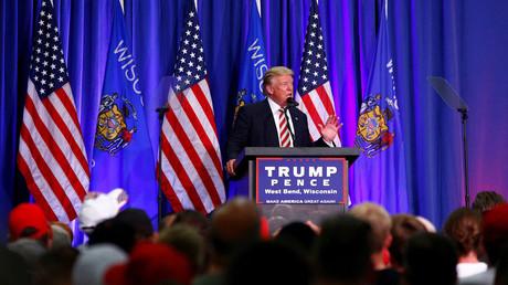 Republican U.S. presidential nominee Donald Trump © Eric Thayer