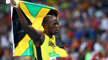 Usain Bolt © Lucy Nicholson
