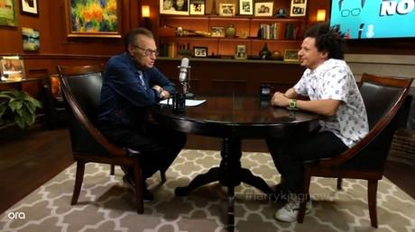 Eric Andre on politics, Judaism, & his bizarre talk show
