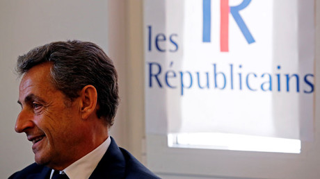 Nicolas Sarkozy © Jean-Paul Pelissier