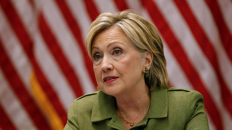 U.S. Democratic presidential nominee Hillary Clinton © Lucas Jackson