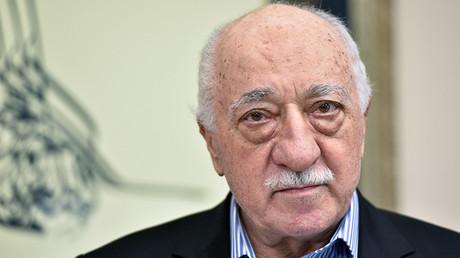 U.S. based cleric Fethullah Gulen © Charles Mostoller