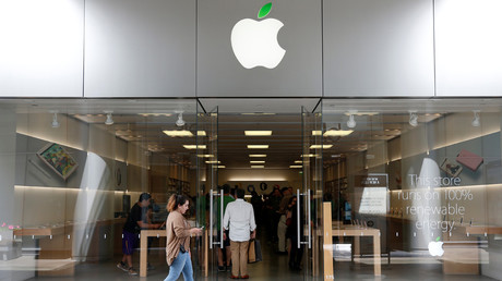 Apple ordered to repay record €13bn to cover unpaid EU tax