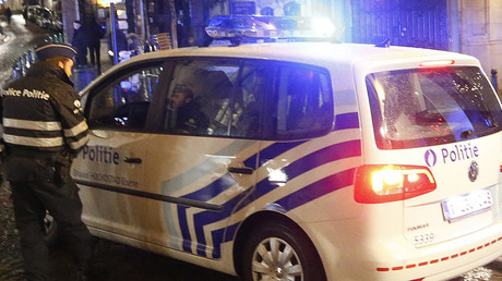 FILE PHOTO: Belgian police © Yves Herman
