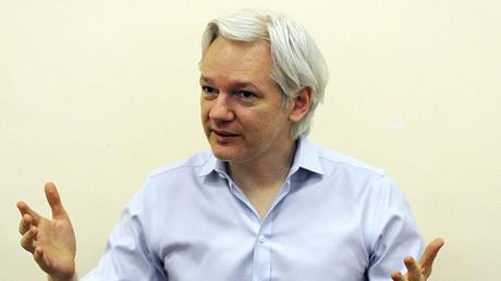 Wikileaks founder Julian Assange. ©Anthony Devlin