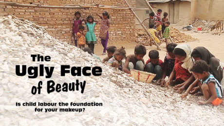 The ugly face of beauty