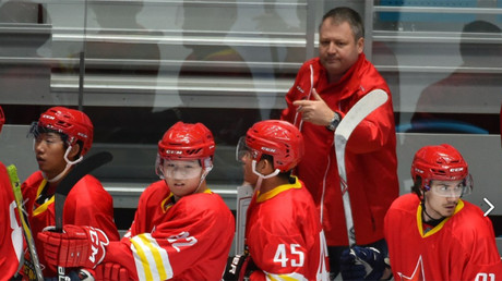 Chinese hockey team ready to make KHL home debut in Beijing