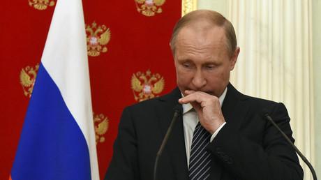 Russian President Vladimir Putin © Vasily Maximov