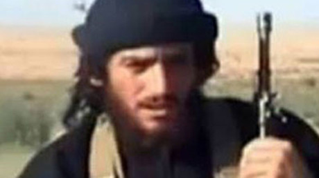 Abu Mohammad al-Adnani. © Wikipedia
