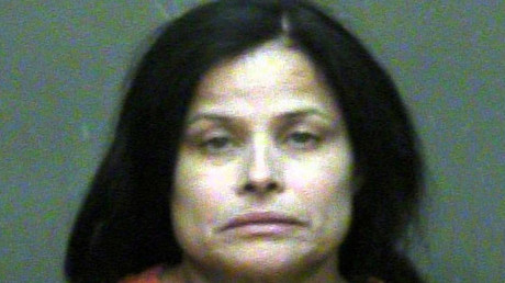 Juanita Gomez in a booking photo dated Aug. 28, 2016 © Oklahoma County Sheriff's Office