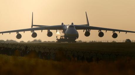 Antonov An-225 Mriya ©David W Cerny