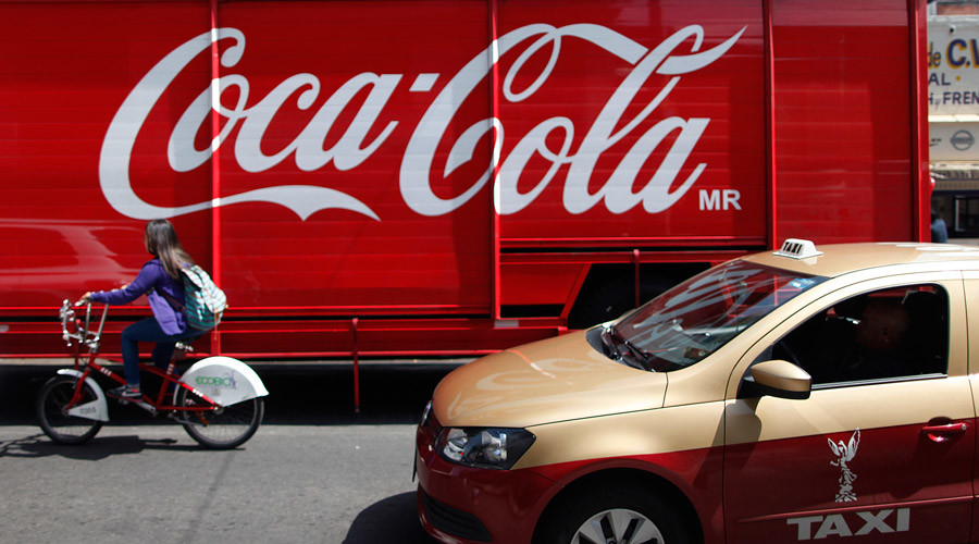 French Coca-Cola workers discover $56mn worth of cocaine in shipment