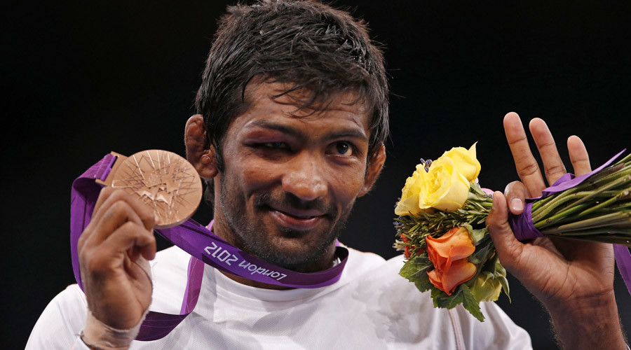 Olympic wrestler refuses to accept deceased competitor's medal