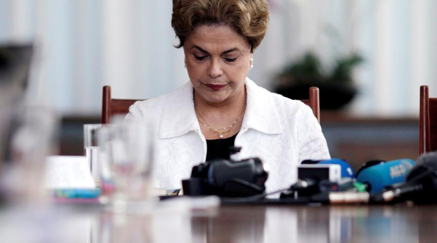 'Rousseff's impeachment - sad day for Brazil & democracy'